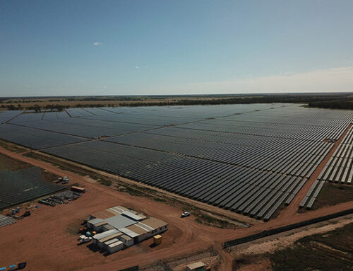 Nevertire Solar Farm